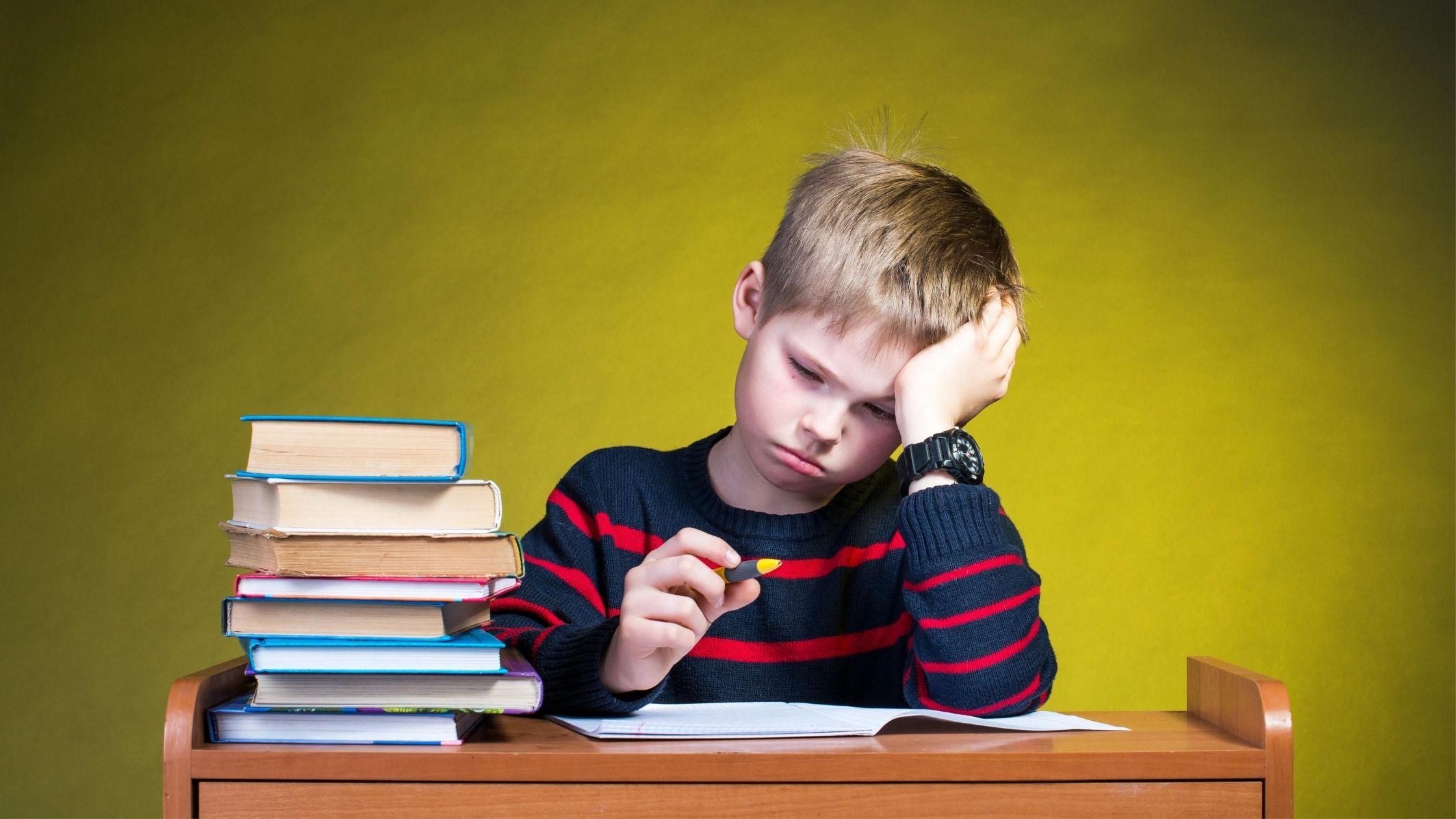 kind met leerproblemen