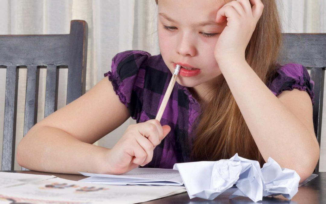 Meer oefenen niet de oplossing van het leerprobleem!